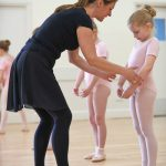 The Anatomy of First Position in Ballet