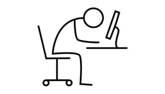 Poor Posture at Work? Do Something About It!