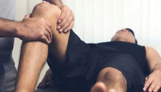 injured knee rehabilitation