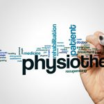 physiotherapy word graph