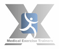 medical exercise trainers logo