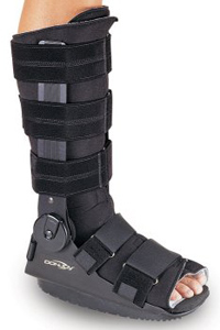 post surgical ankle boot
